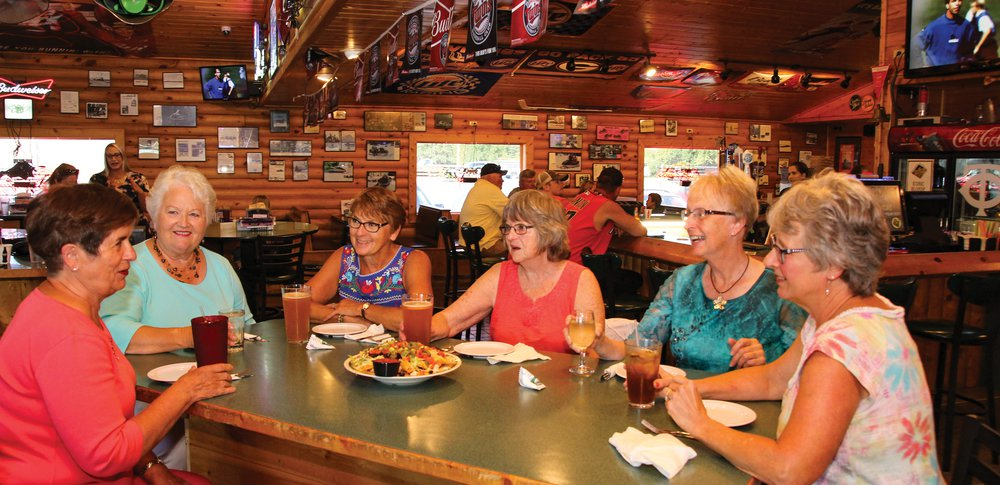 Dining in Thief River Falls
